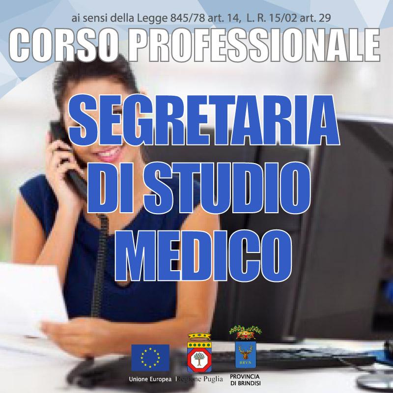 segretaria studio medico