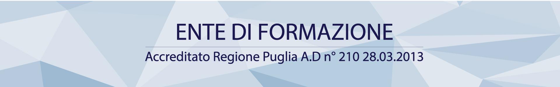 Ente di Formazione Demetra – Corsi di Formazione Brindisi, Taranto, Lecce, Bari, Puglia, Italia-Banner
